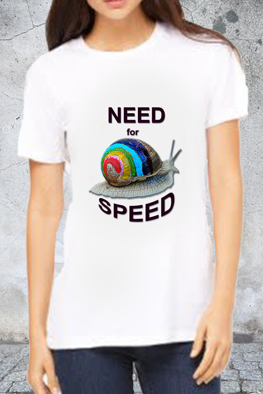 Tricou dama imprimeu, tricou dama need for speed, imprimeu need for speed